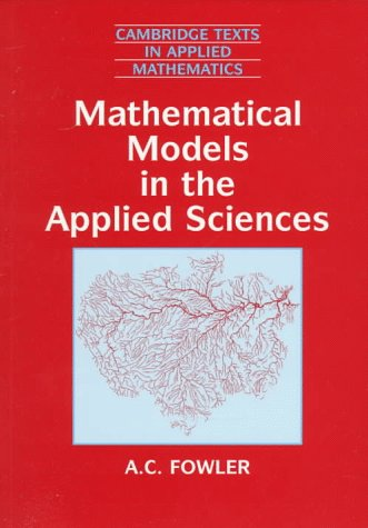 Mathematical Models in the Applied Sciences 9780521467032