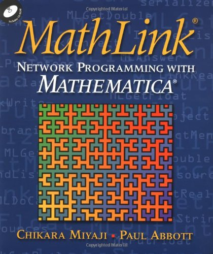Mathlink (R): Network Programming with Mathematica (R) 9780521645980