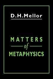 Matters of Metaphysics 9780521411172