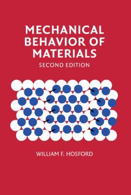 Mechanical Behavior of Materials 9780521195690