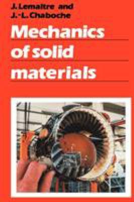 Mechanics of Solid Materials 9780521477581