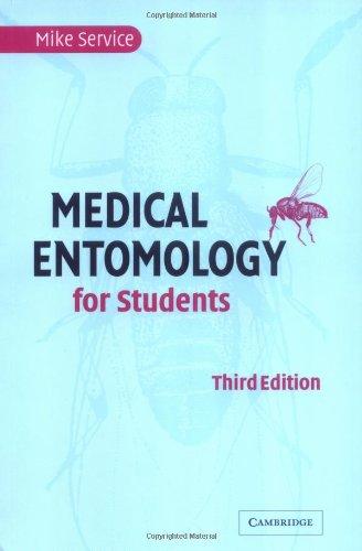 Medical Entomology for Students 9780521547758