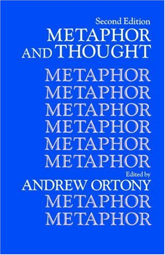 Metaphor and Thought 9780521405614