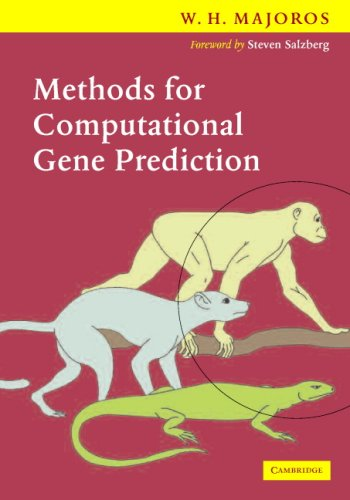 Methods for Computational Gene Prediction 9780521706940