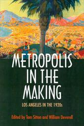 Metropolis in the Making: Los Angeles in the 1920s 1712791
