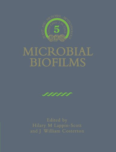 Microbial Biofilms 9780521542128