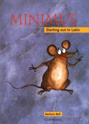 Minimus Pupil's Book: Starting Out in Latin 9780521659604