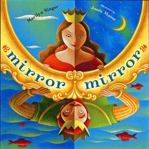 Mirror Mirror: A Book of Reversible Verse 9780525479017