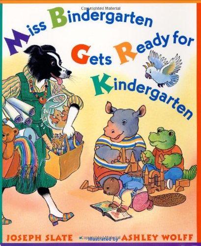Miss Bindergarten Gets Ready for Kindergarten 9780525454465
