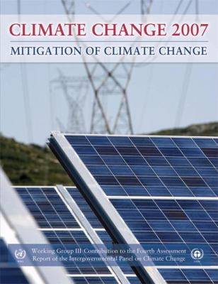 Mitigation of Climate Change 9780521705981