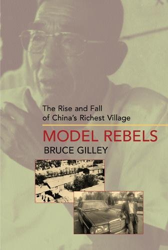 Model Rebels: The Rise and Fall of China's Richest Village 9780520225336