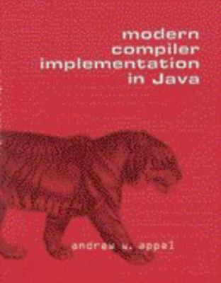 Modern Compiler Implementation in Java 9780521583879
