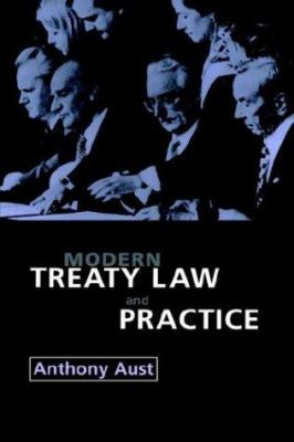Modern Treaty Law and Practice 9780521598460