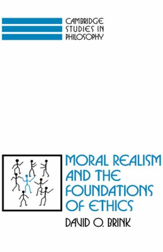 Moral Realism and the Foundations of Ethics 9780521350808
