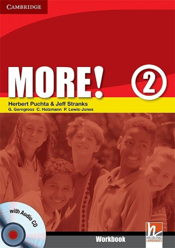 More! Level 2 [With CD] 9780521713016