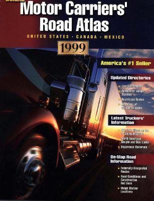 Motor Carriers Road Atlas 9780528840319
