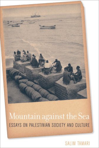 Mountain Against the Sea: Essays on Palestinian Society and Culture 9780520251298