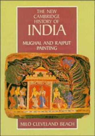 Mughal and Rajput Painting 9780521400275