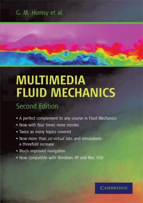 Multimedia Fluid Mechanics 9780521721691