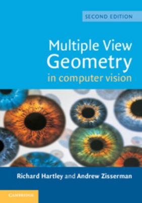 Multiple View Geometry in Computer Vision 9780521540513