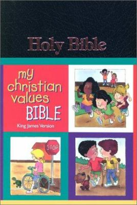 My Christian Values Bible 9780529108388