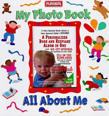 My Photo Book All about Me 9780525459644