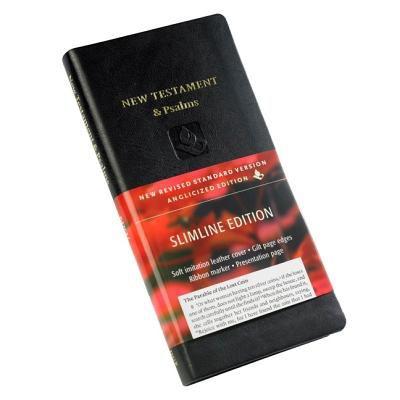 Slimline New Testament and Psalms-NRSV-Anglicized 9780521759779