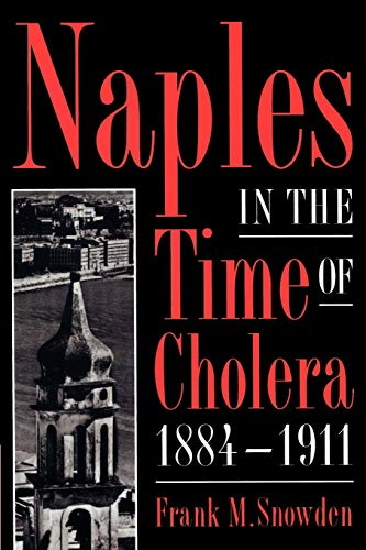 Naples in the Time of Cholera, 1884 1911 9780521893862