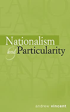 Nationalism and Particularity 9780521816908
