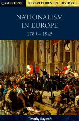 Nationalism in Europe 1789 1945 9780521598712