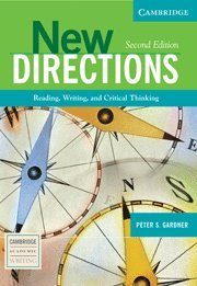New Directions: Reading, Writing, and Critical Thinking 9780521541725