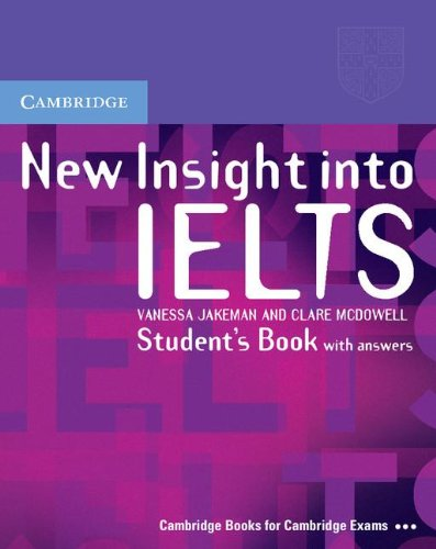 New Insight Into IELTS: student's book with answers 9780521680899