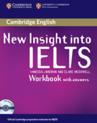 New Insight Into Ielts Workbook Pack 9780521680967