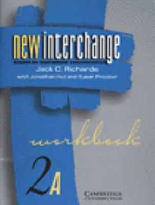 New Interchange Workbook 2a: English for International Communication 9780521628587
