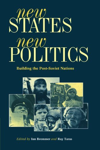New States, New Politics: Building the Post-Soviet Nations 9780521577991