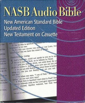 New Testament-NASB 9780529115911
