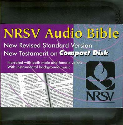 New Testament-NRSV 9780529114938