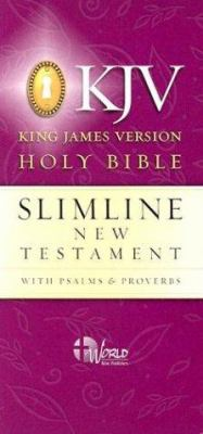 New Testament with Psalms & Proverbs 9780529114846