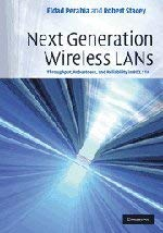 Next Generation Wireless LANs: Throughput, Robustness, and Reliability in 802.11n 9780521885843