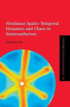 Nonlinear spatio-temporal dynamics and chaos in semiconductors Eckehard Sch?ll