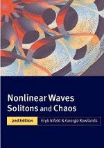 Nonlinear Waves, Solitons and Chaos 9780521632126
