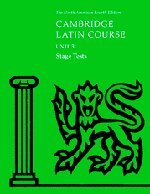 North American Cambridge Latin Course Unit 3 Stage Tests 9780521525497