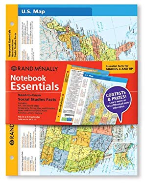 Rand McNally Notebook Essentials: Need-To-Know Social Studies Facts 9780528006661