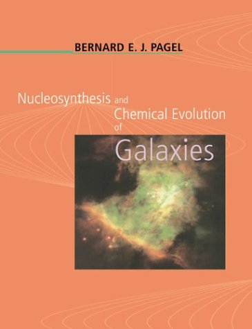 nucleosynthesis not to mention inorganic background connected with galaxies Other edition