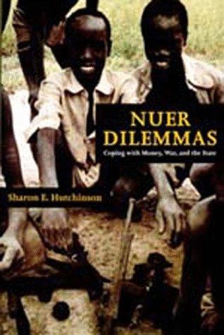 Nuer Dilemmas 9780520202849