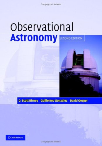 Observational Astronomy 9780521853705