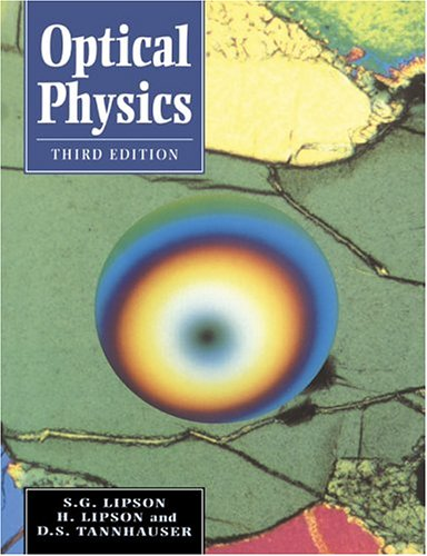 Optical Physics 9780521436311