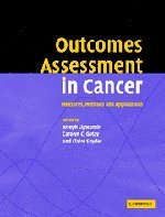 Outcomes Assessment in Cancer: Measures, Methods and Applications 9780521838900