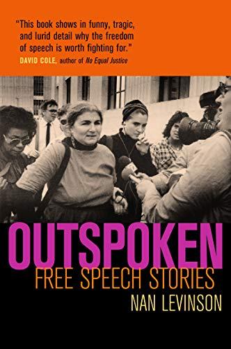 Outspoken: Free Speech Stories 9780520249974