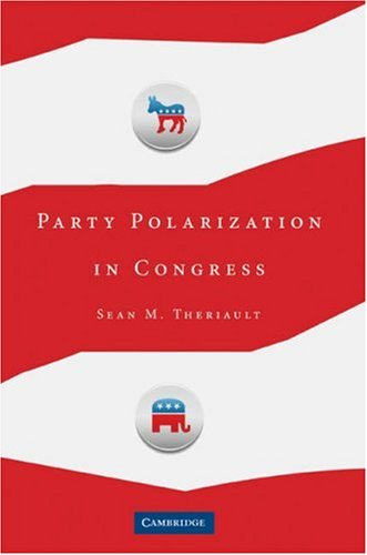 Party Polarization in Congress 9780521717687
